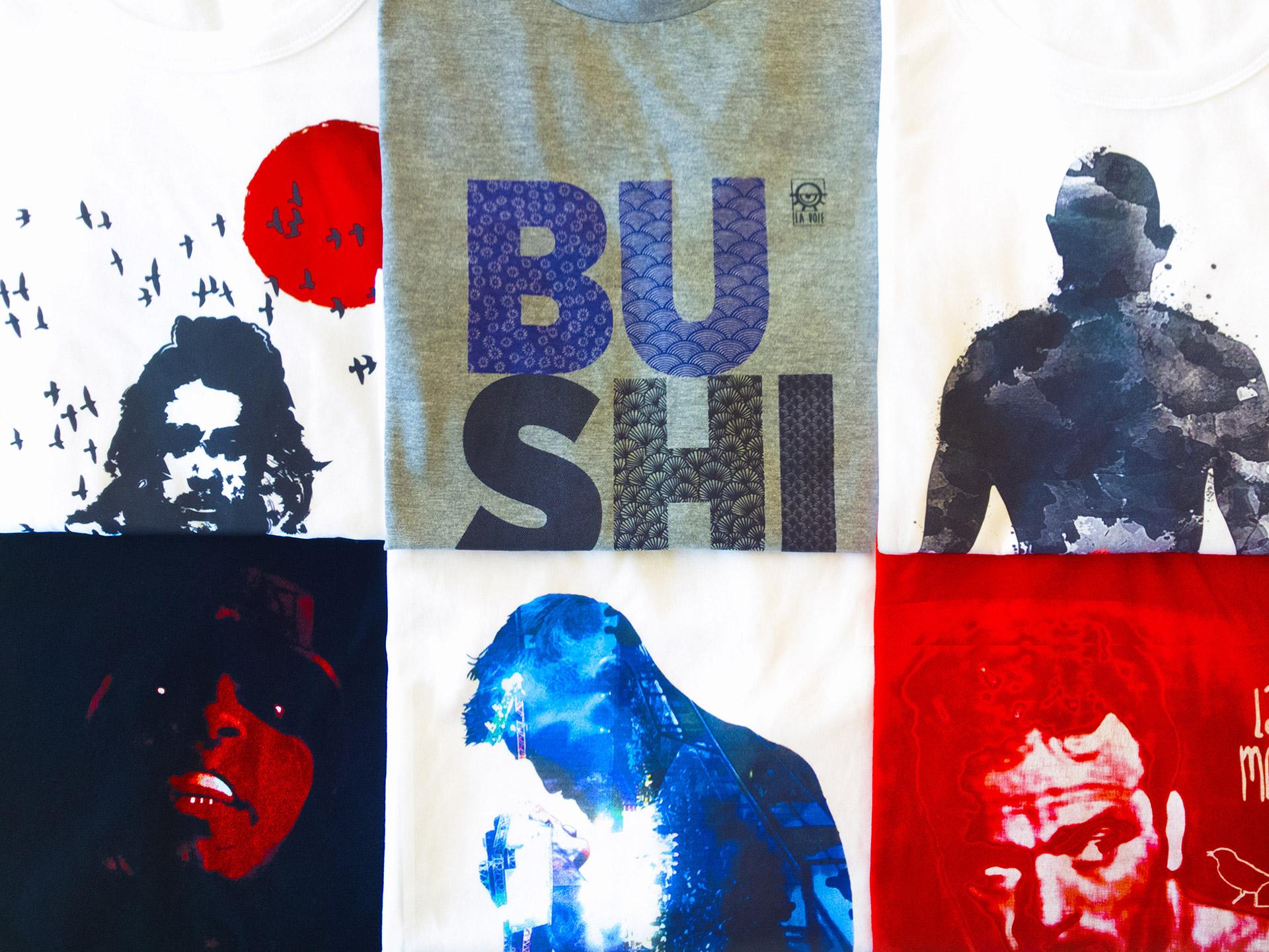 carrés t shirt la marque - L'histoire de la marque