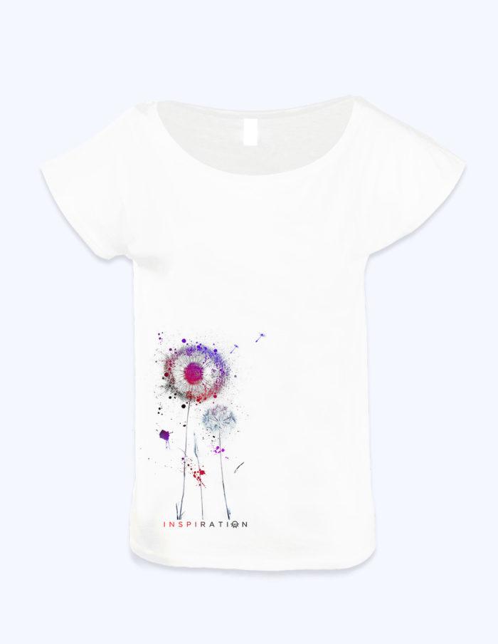 inspiration 700x904 - T-shirt femme Inspiration