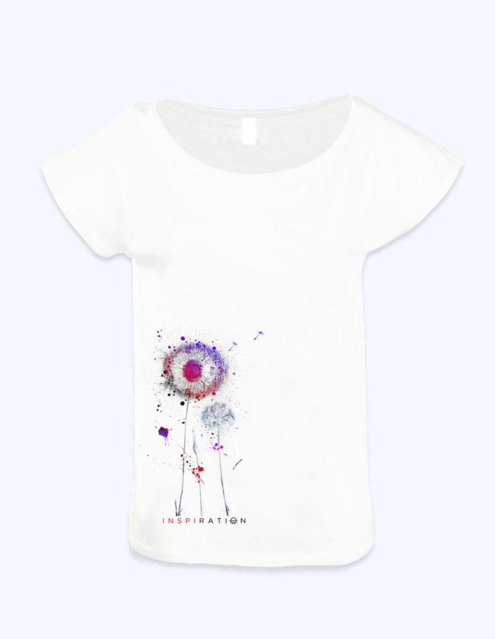 inspiration e1524756791439 700x904 - T-shirt femme Inspiration