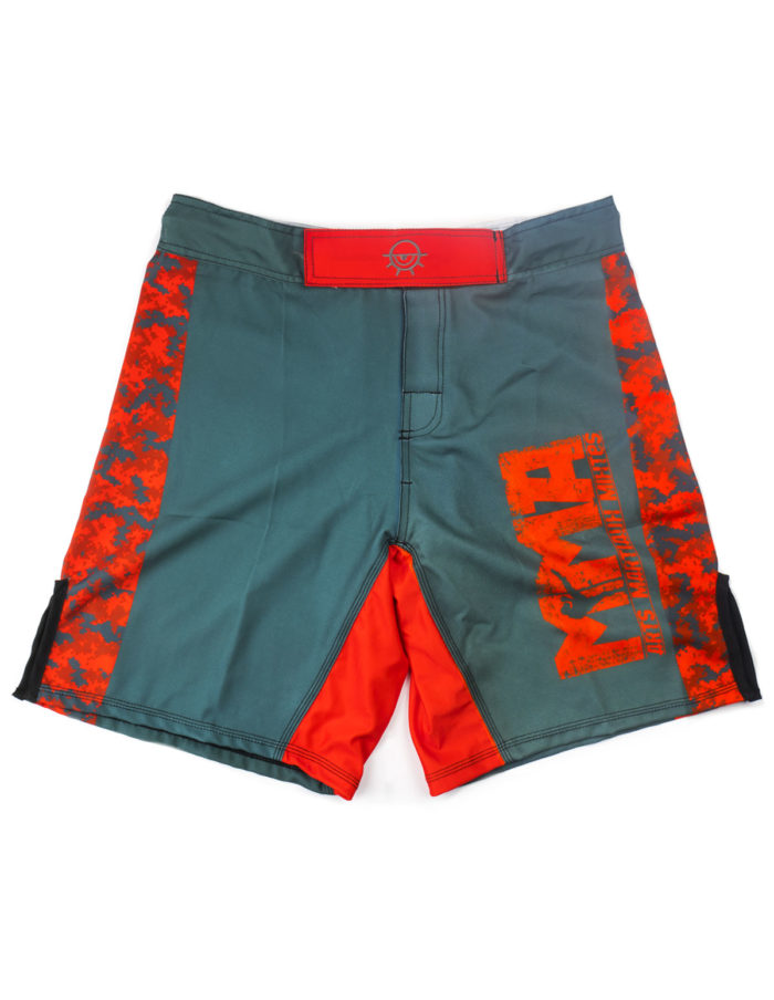 short MMA rouge cam pixel