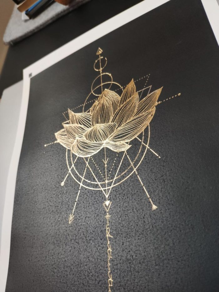 affiche-toi-fleur-lotus-18x24cm-1