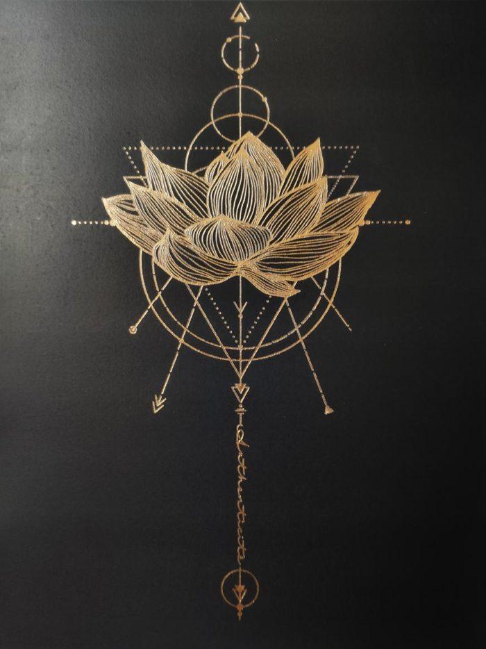 affiche-toi-fleur-lotus-18x24cm-2